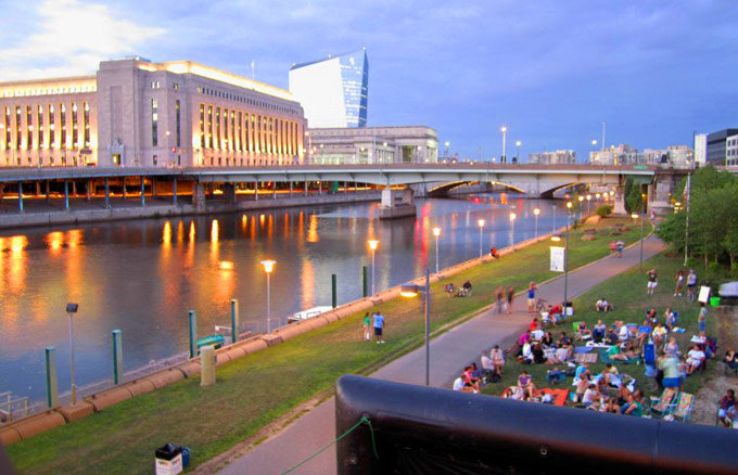 The Schuylkill River Development Study | Econsult Solutions