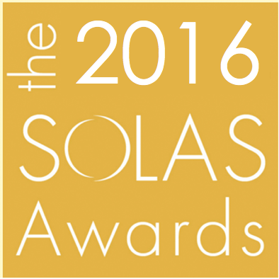Solas Awards Logo